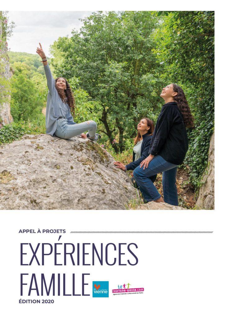 Appel à projet Expériences famille 2020