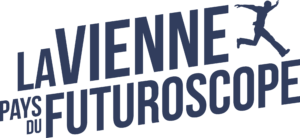 Logo LA Vienne Pays du Futuroscope