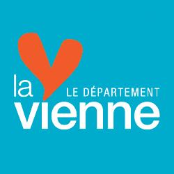 Logo Conseil départemental de la Vienne