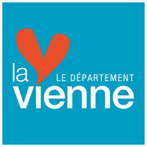 Logo du Département de la Vienne