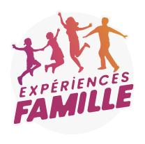 Logo Expériences famille