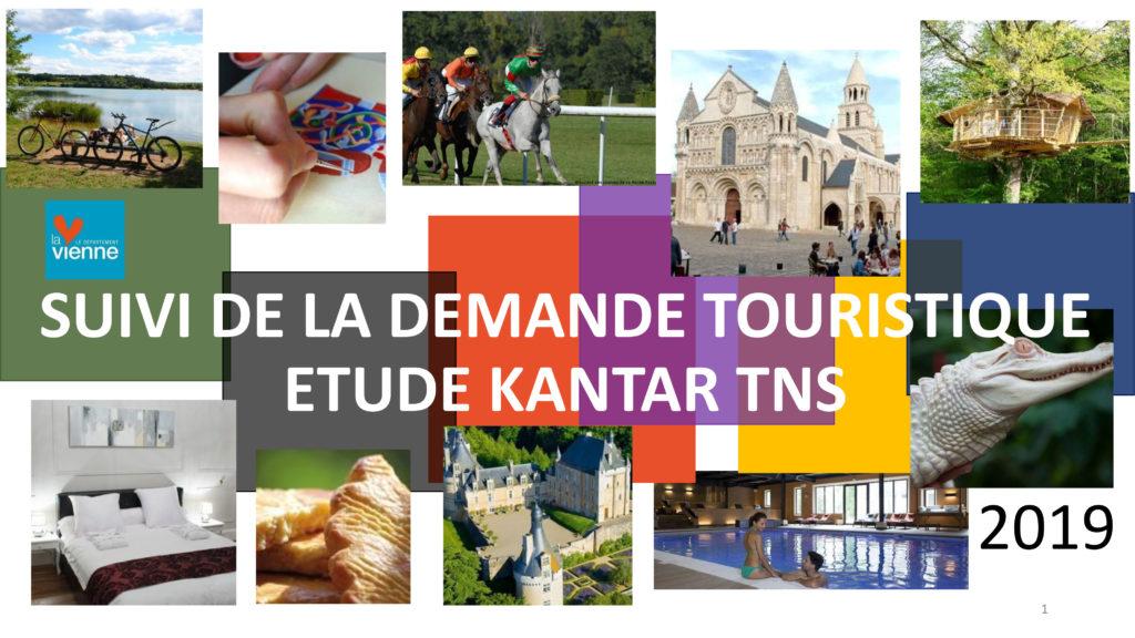Suivi demande touristique 2019