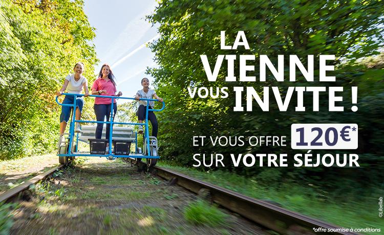 La Vienne vous invite